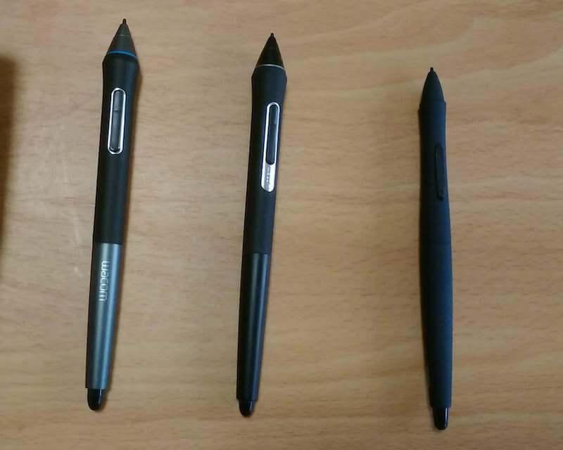 Wacomのペン