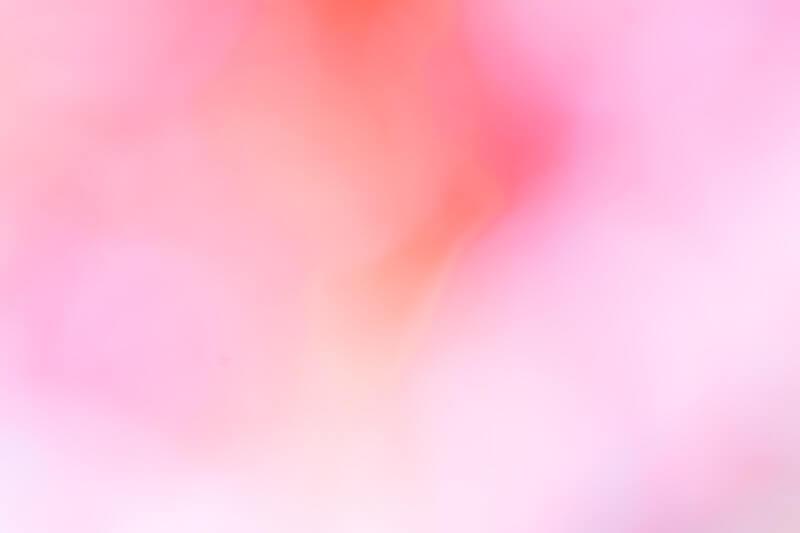 ピンクの光